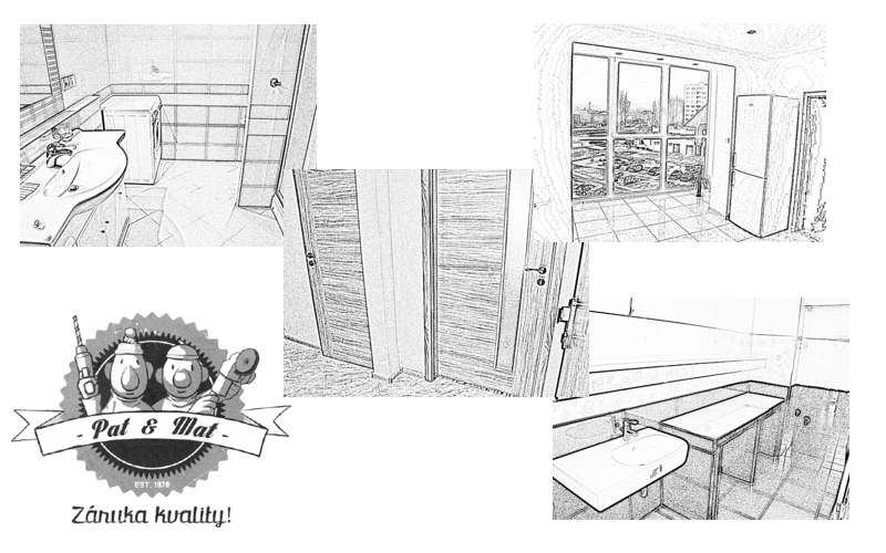 Rekonštrukcie kúpeľní a bytových jadier