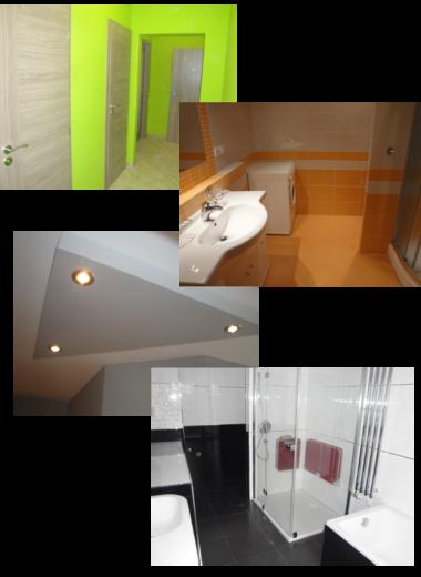 Rekonštrukcie bytov Košice